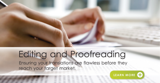 6 Editing and Proofreading