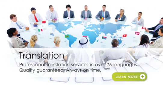 1 Translation Services
